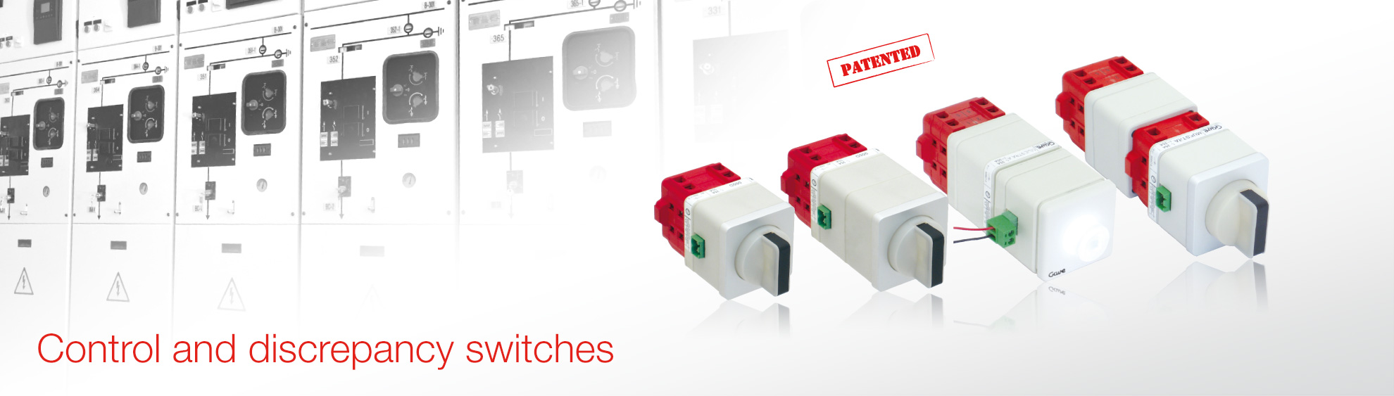 Discrepancy switches