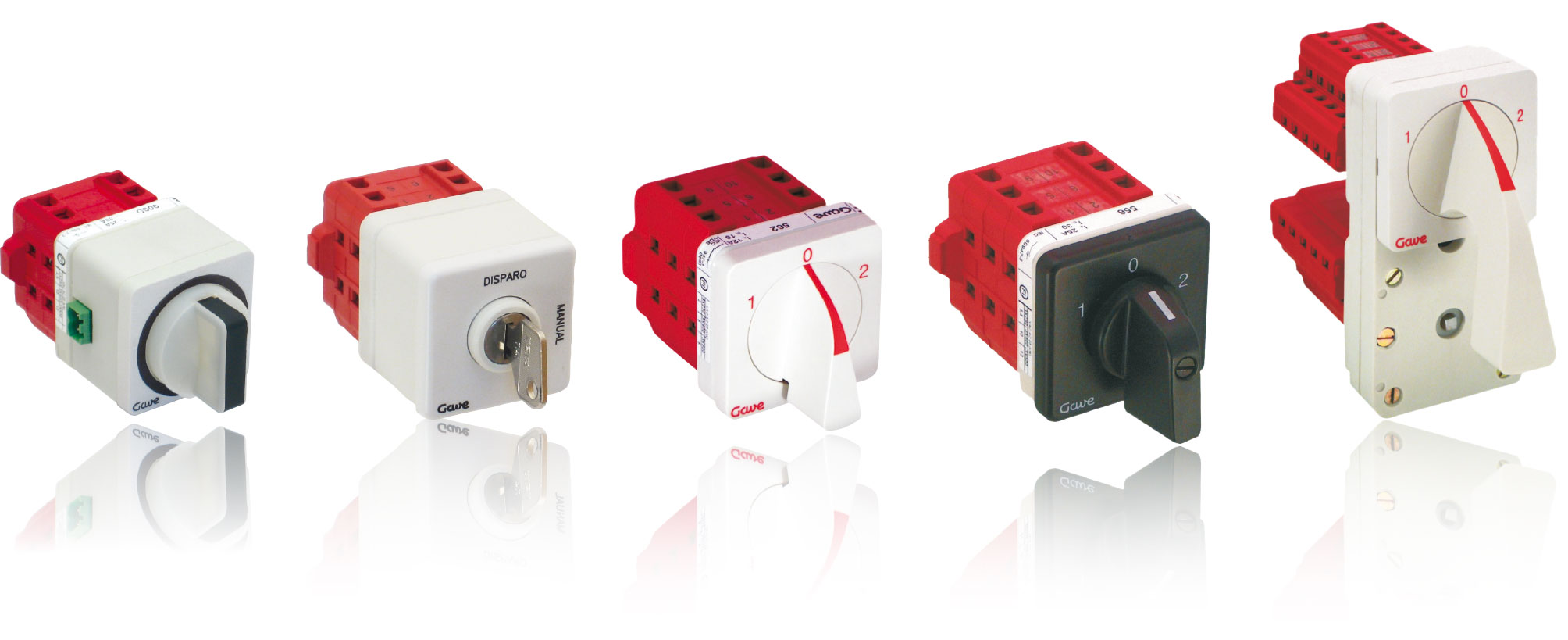 range overview of cam switches